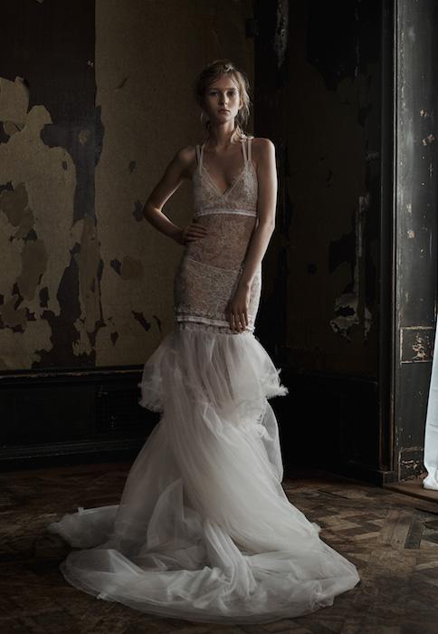 Tendencias para bodas 2016: Daniela de Vera Wang Primavera 2016
