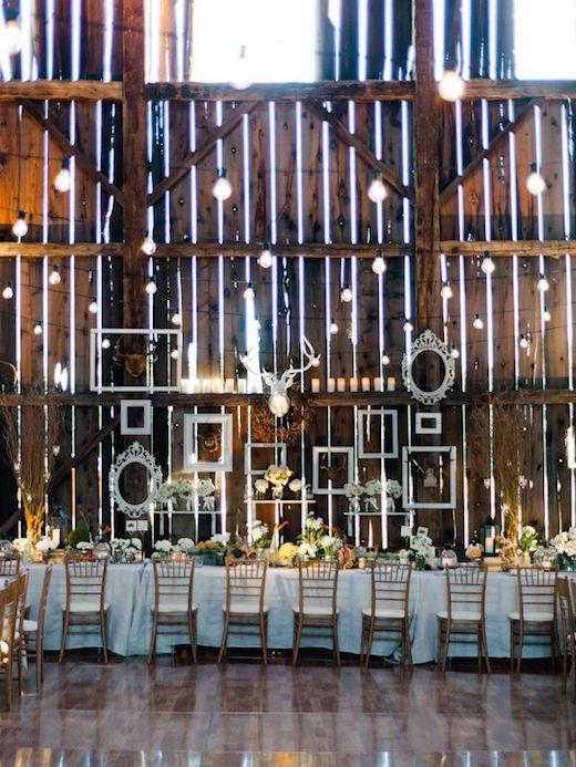 Un fondo increíble para esta wanderlust wedding.-