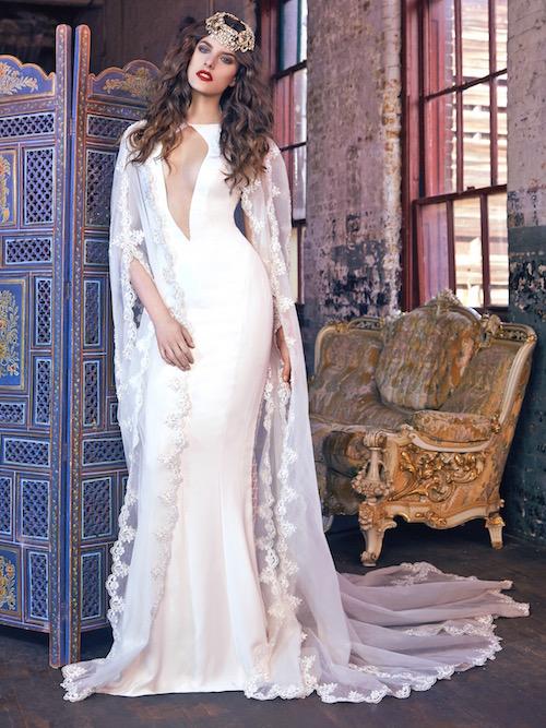 Wendy, la coronación de la colección de Galia Lahav 2016