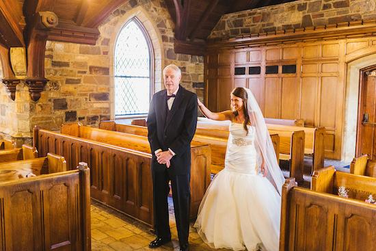 Que emoción cuando se casa una hija. Crédito de Fotografía Christian Turner