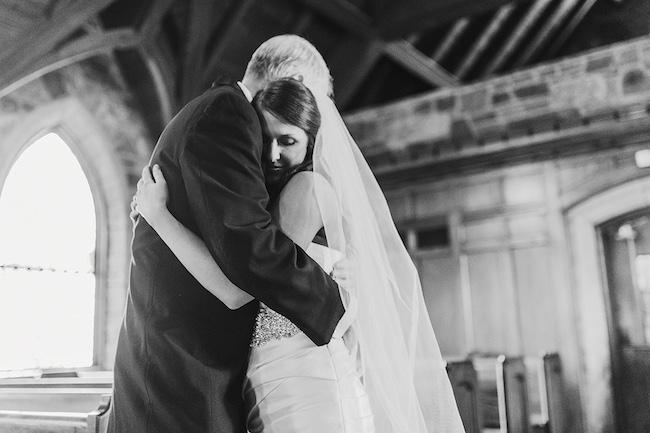 Increíble fotografia de boda. Crédito de Fotografía Christian Turner