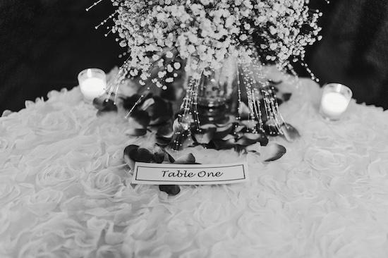 La mesa de los novios. Crédito de Fotografía Christian Turner