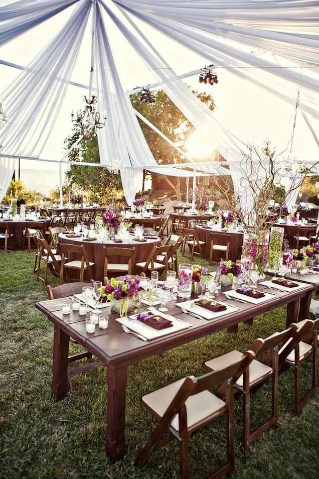 decoraci n de carpas para bodas 20 ideas creativas