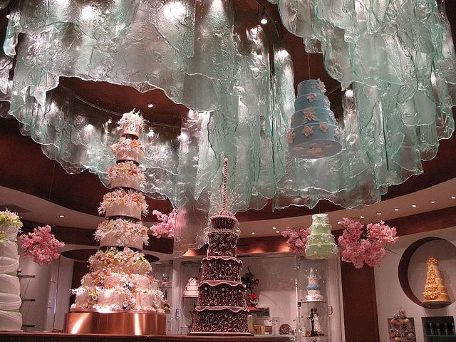 El chocolate y el amor en su máxima expresión en el Bellagio de Las Vegas