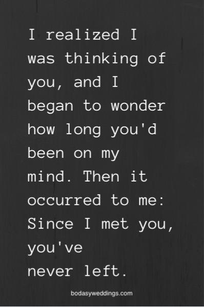 Una de las mejores frases de amor para mi novio