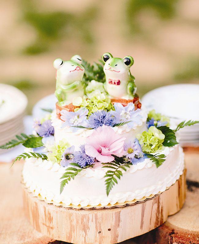 Más animalitos en los cake toppers! Foto Mirelle Carmichael Photography