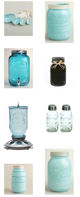 Mas ideas para usar mason jars en tu boda.