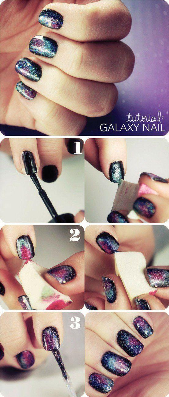 Tutorial de arte para uñas original y va con todos tus looks.