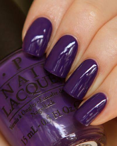 Un color invernal para uñas de OPI
