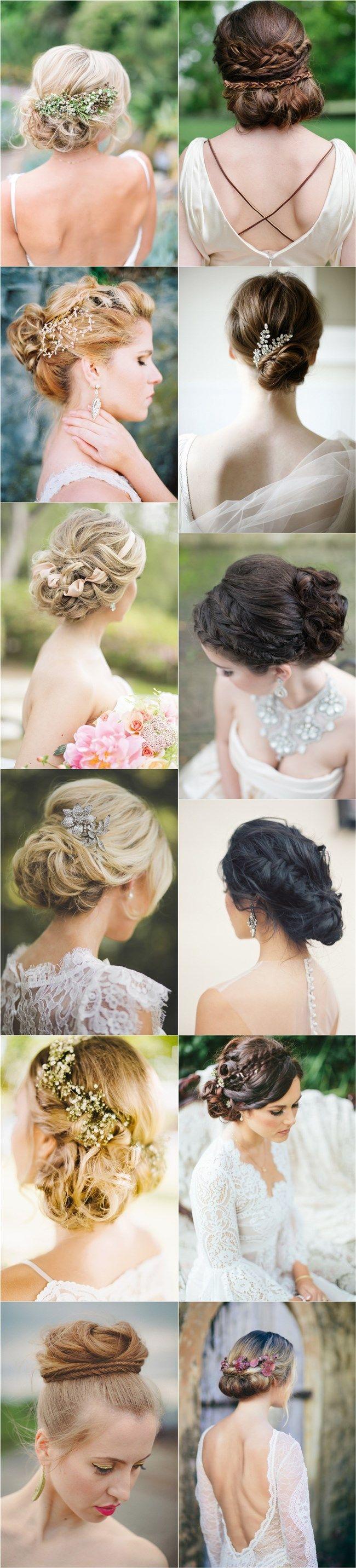 Más peinados de novia recogidos y dos paso a paso fabulosos.
