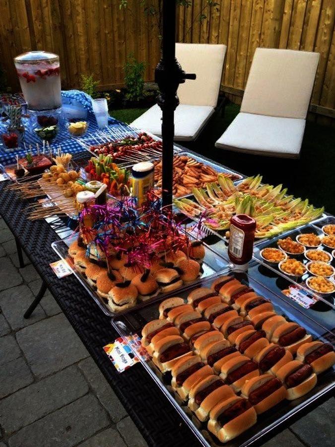 Un mini asado. Súper tendencia de bodas 2016: 41 ideas de mini foods para bodas!