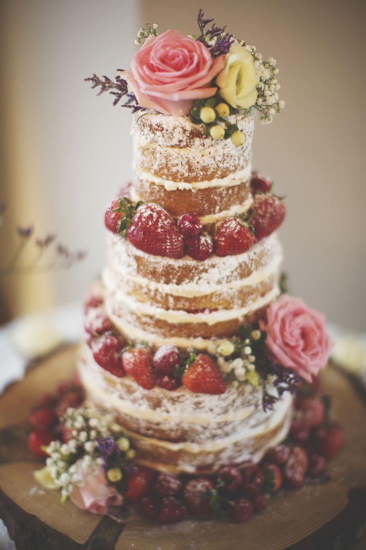 Tortas Para Matrimonio Rustico : Tortas de casamiento vintage románticas y elegantes