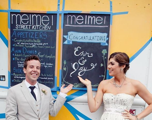 Food truck catering para bodas en Boston: Mei Mei