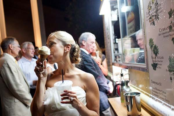 Tendencias en catering para bodas: los food trucks.