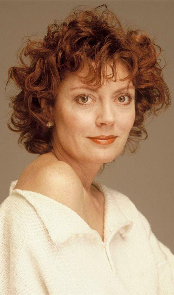 Trucos para maquillar ojos prominentes: Susan Sarandon