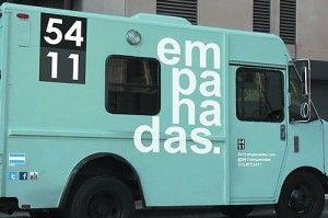 Un food truck de empanadas.