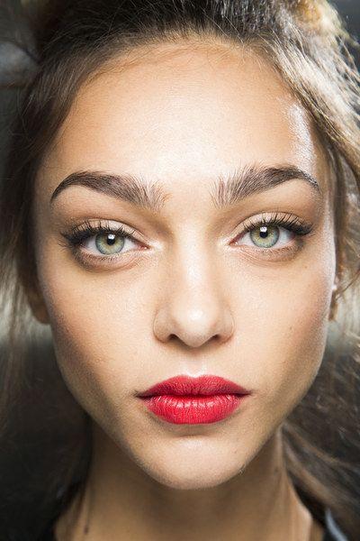Maquillaje para ojos separados de Dolce & Gabbana.