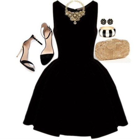 Vestido formal attire