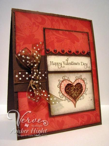 Artistic V-Day card. Como hacer tarjetas de San Valentín para regalarle a tu novio super artísticas
