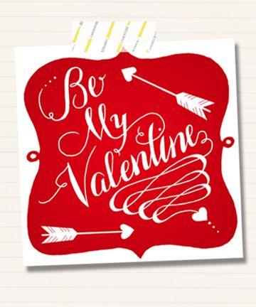 Idea original para hacer tarjetas para San Valentín