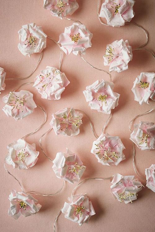 Luces LED en forma de rosas para la decoración de bodas (20 rosas) y super economica