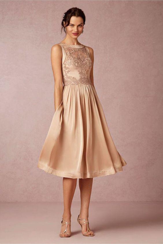 Porque seguir la tradicion con un vestido largo y agobiante si puedes lucir super classy, romántica y única con vestidos de novia cortos.