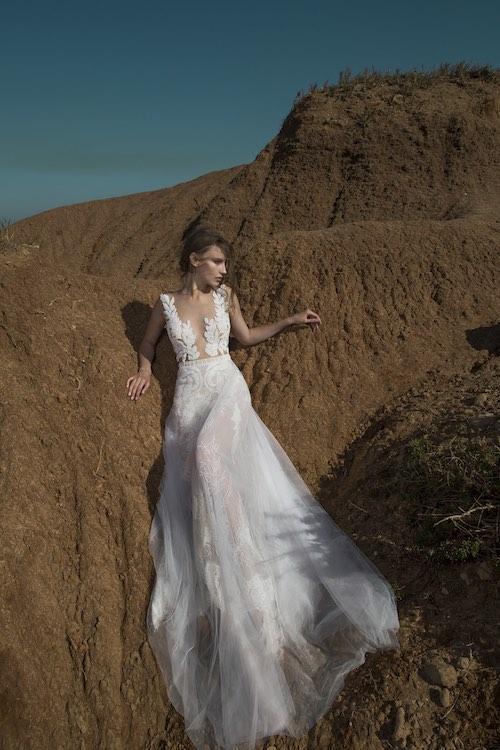Nurit Hen: el espíritu del amor de su colección 2016, Royal Wedding.