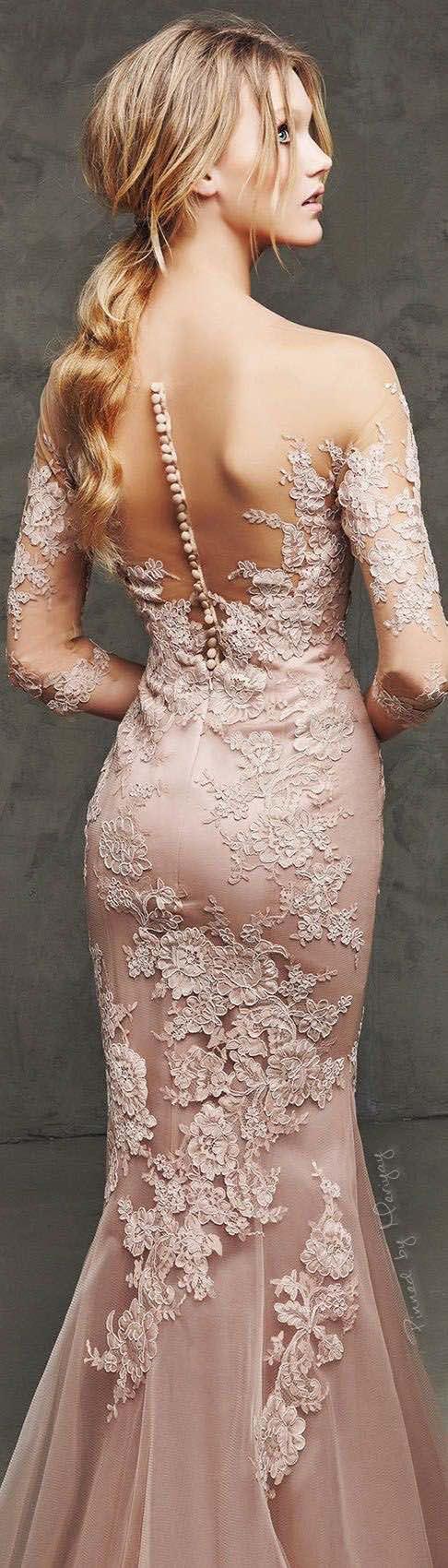 Pronovias 2016: un vestido increíblemente hermoso para la blushing bride.