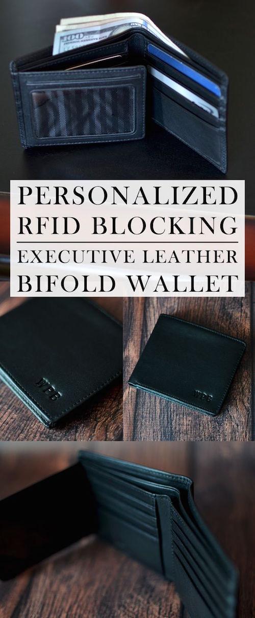 Hoy en día proteger la billetera de los hackers es fundamental. Esta billetera con RFID blocking para evitar que eso suceda con las tarjetas que no tienen micro chip. Este es un regalo original para tu novio o para los padrinos de tu boda.