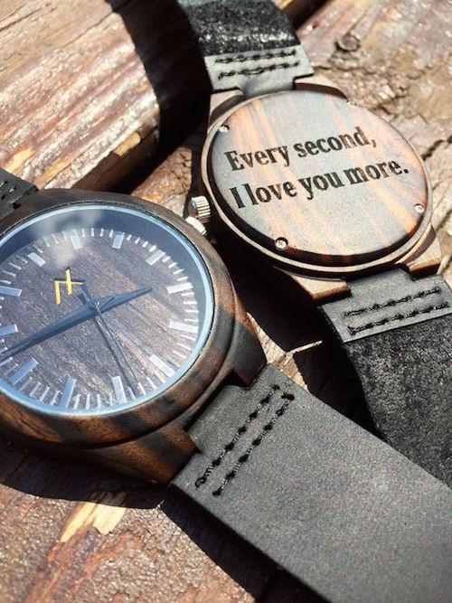 20 ideas de regalos originales para tu novio econ micos y - Relojes de pared originales decoracion ...