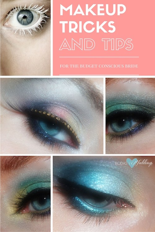 Makeup tips and tricks for your eyes that won't break your budget.