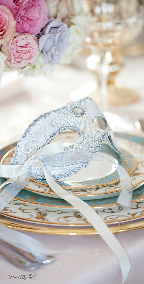 How does a masquerade ball sound? Make sure to ask your guests to dress accordingly and your wedding photography will be incredible!