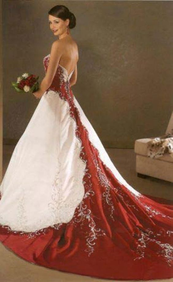 Will The White Wedding Dress Tradition Continue Find Out