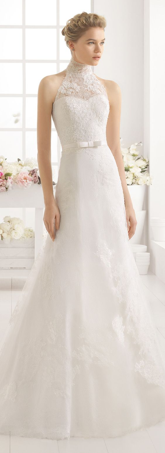 Will the white wedding dress tradition continue find out for White simple wedding dress
