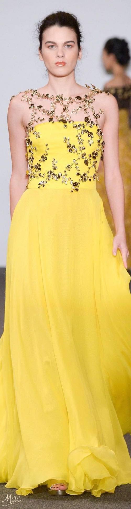 Preciosos vestidos de fiestas para gorditas de Dany Atrache 2016 Haute Couture.