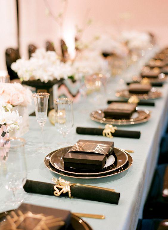 Decoracion De Mesas Para Fiestas De Casamiento - Decoracion-mesas-fiestas