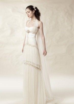 Vestidos de novia desmontables.