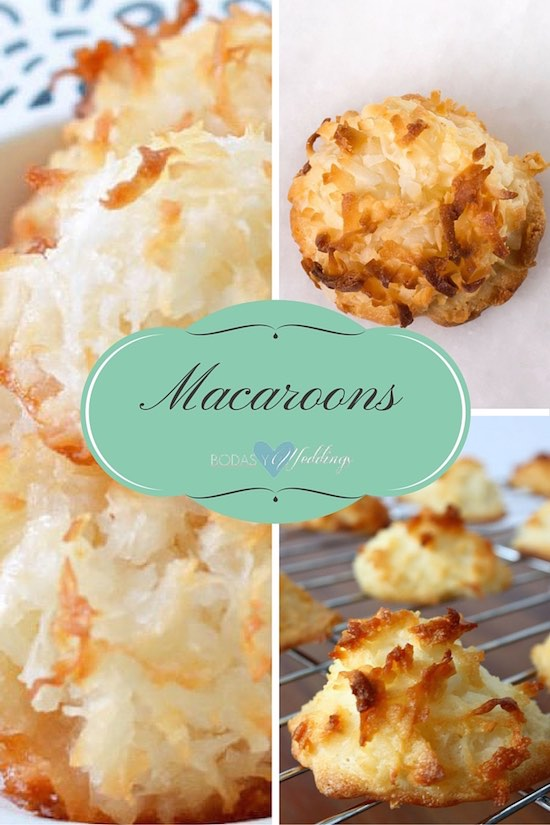 Toasted coconut macaroons by the Connecticut Cookie Company. Want to know the difference between macaroons and macarons? Read on!