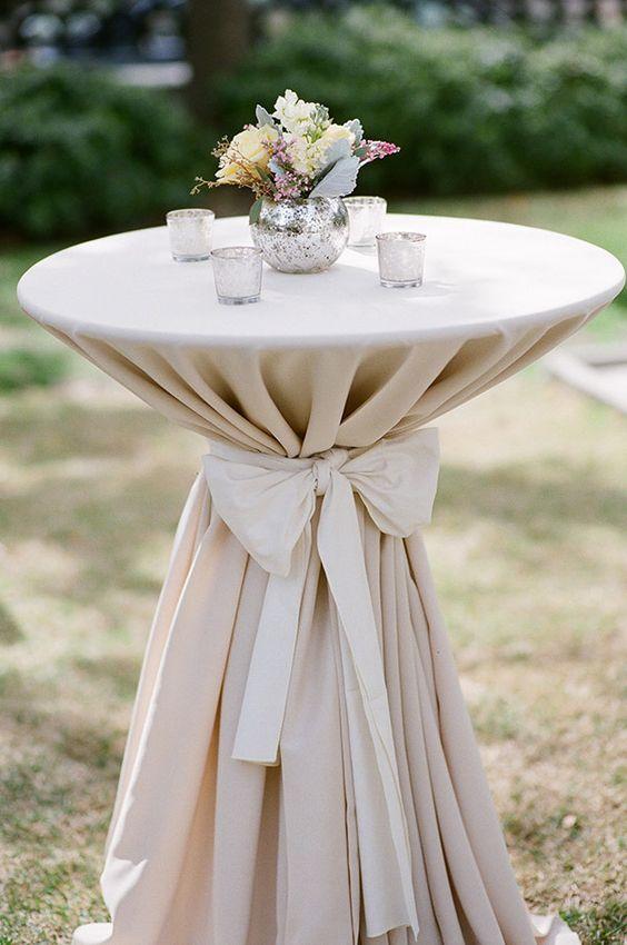 Decoraci n de jardines para bodas todo lo que debes saber for Mesas de boda originales