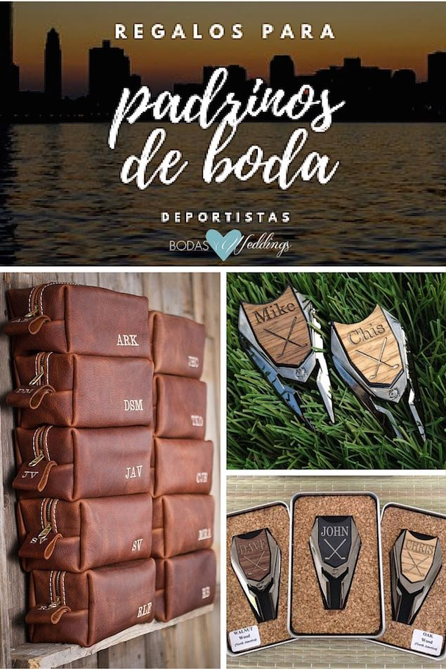Regalos para padrinos de boda 43 estupendas ideas para copiar for Sugerencias regalos