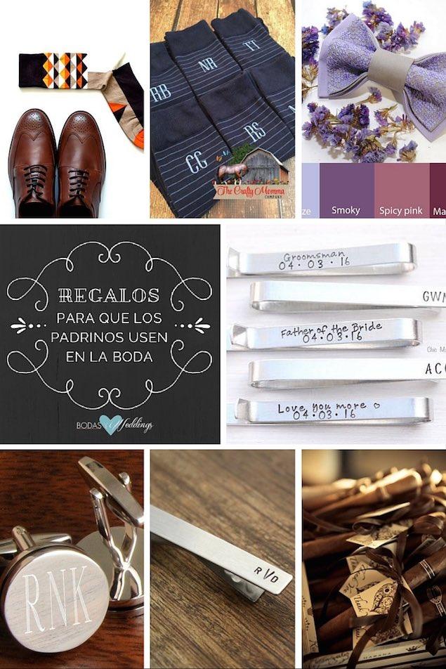 Regalos para padrinos de boda 43 estupendas ideas para copiar for Ideas para regalos de boda