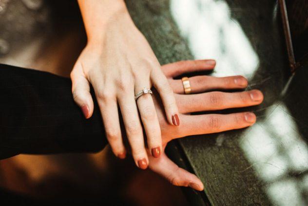 Fotografía de bodas: Es el momento de unir sus vidas.