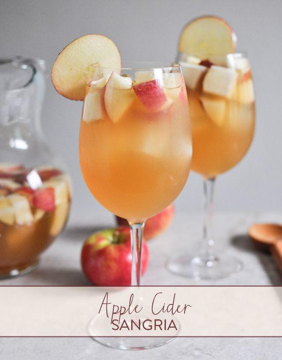 Una deliciosa sangría de sidra de manzana para aquellos que prefieren el tequila. Perfecto para una boda en otoño. A delectable Apple Cider Sangria for those that like tequila a tasty treat fit for a fall wedding.