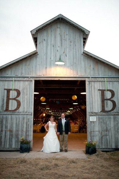 Barn wedding venues in Central Florida