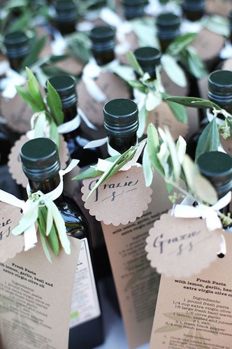 Edible Wedding Favors. Sauces and Spices.