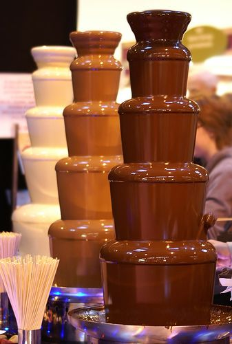 Decadent & delicious chocolate fountain ideas guaranteed to delight your guests!