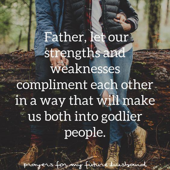 Para mi futuro marido