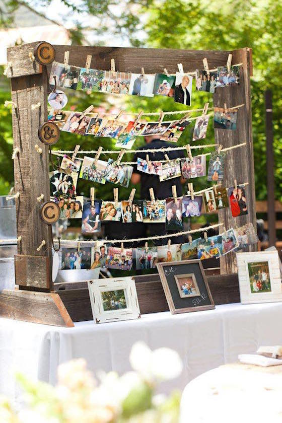 Whimsical seating arrangements at this See Canyon Fruit Ranch Wedding.