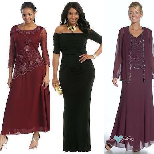 Vestidos de madrina para lucir bellas a cualquier edad y con cualquier figura ya que este estilo le sienta muy bien a la mayoria de las mujeres. | Super glam | Para bodas en invierno.