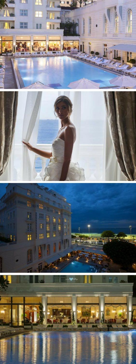 Belmond Copacabana Palace. Elegancia, grandeza y clásicamente atemporal, este es el lugar perfecto para alojarse para aquellos que quieren experimentar lujo extremo.